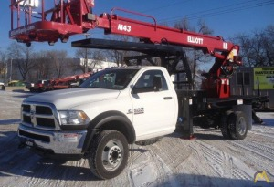 48' Elliott M43 Boom Lift