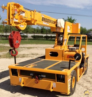 4t Broderson IC-35-2F Carry Deck Crane