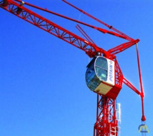 Potain IGO T 70 A 4-ton Self Erecting Tower Crane