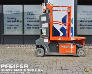 5.66m JLG TOUCAN DUO Vertical Mast Lift