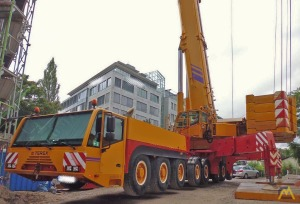 500t Terex Demag AC 500SSL All Terrain Crane