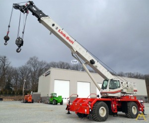 50t Link-Belt RTC-8050 II Rough Terrain Crane