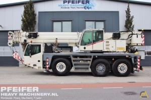 50t Terex-Demag AC 50-1 All Terrain Crane