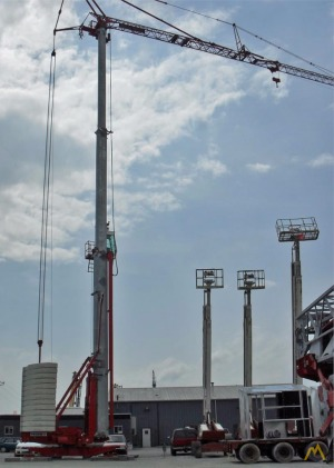 6.6t Potain HDT80 Tower Crane