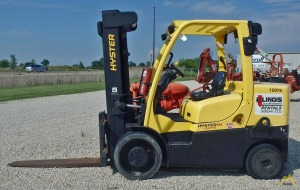 6.95t Hyster S155FT Mast Forklift