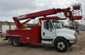 60' Elliott ECL-3-55 Boom Lift
