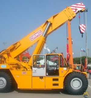 60t Ormig 60 TM Pick & Carry Crane