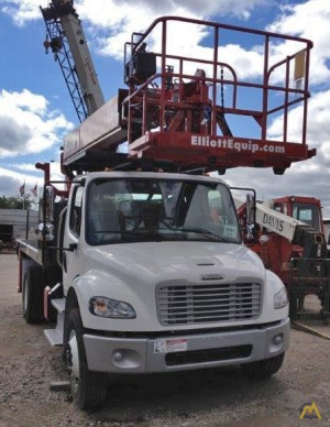62' Elliott L60R Boom Lift