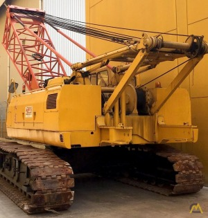 65-TON IHI CCH650 CRAWLER TYPE LATTICE CRANE