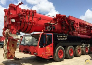 700t Terex-Demag AC 700 All Terrain Crane
