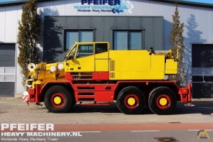 70t Compact Truck AG CT.3 City Class All Terrain Crane