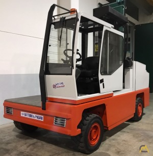 7t Battioni e Pagani HT-7PS Fork Lift