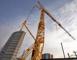 Potain IGO T 85 A 7-ton Self Erecting Tower Crane