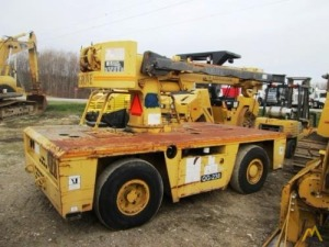 Grove YB4408 8.5 Industrial Carry Deck Crane