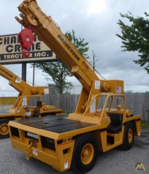 8.5t Broderson IC-80-1D Carry Deck Crane