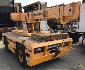 8.5t Broderson IC-80-2D Industrial Carry Deck Crane
