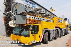8.8t Liebherr MK 140 PLUS Tower Crane