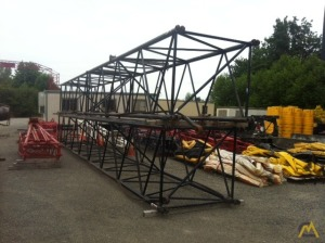 Link Belt HC238 80' Tubular Lattice Boom, CranesList ID: 279