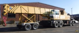 Grove TM800 80-Ton Telescopic Truck Crane