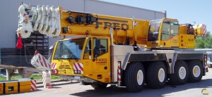 80t Terex Demag AC 80-2 All Terrain Crane