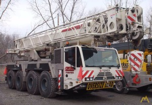 80t Terex-Demag AC80-2 All Terrain Crane