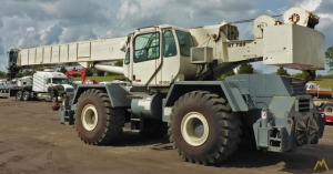 80t Terex RT 780 Rough Terrain Crane