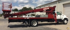 85' Elliott ECG4-85 Boom Lift