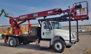 Elliott G85R 3-Ton Truck Mounted Telescopic Boom Lift