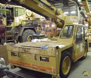 8t Terex D85i Carry Deck Crane