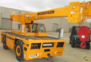 9t Broderson IC-80-3G Carry Deck Crane