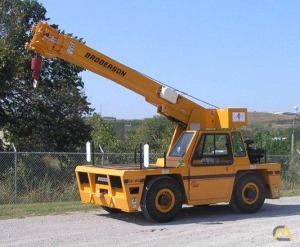 9t Broderson IC-80-3J Carry Deck Crane