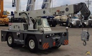 9t Shuttlelift CD3339 Carry Deck Crane