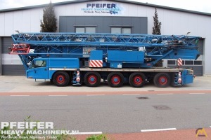 Spierings SK599-AT5 9-Ton Tower Crane