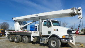 Altec AC38-127S 38-ton Boom Truck on Sterling LT9501