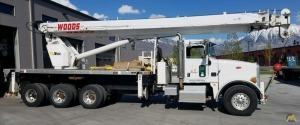 Altec AC38-127S-EJ 38-ton Boom Truck Crane on Peterbilt 365
