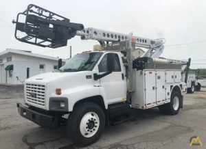 Altec AT40C Articulating Boom Lift