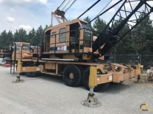 American 4460 45-Ton Lattice Boom Truck Crane