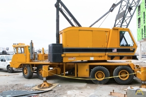 American 5530 75-ton Lattice Boom Truck Crane