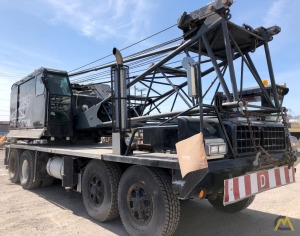 American 7510 100-ton Lattice Boom Conventional Truck Crane