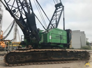 American 9310 250-Ton Lattice Boom Crawler Crane
