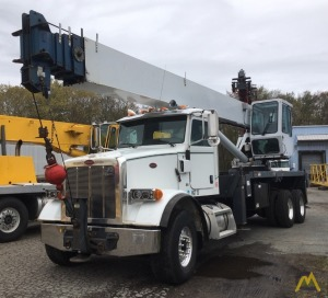 Available Immediately - 2009 Manitex 40124SHL 40-Ton Boom Truck Crane
