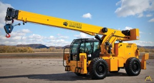 Badger CD4415 15-Ton Rough Terrain Crane