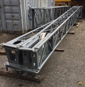 Bi-Fold Swingaway Jib for Grove GMK 36'/59'