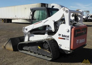 Bobcat T750 Skid Steer Loader