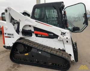 Bobcat T770 Skid Steer Loader