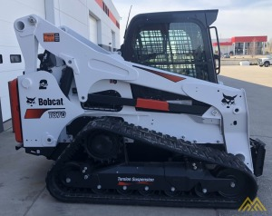 Bobcat T870 Skid Steer Loader