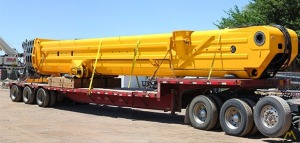 Boom Sections for Grove GMK7550