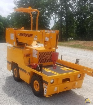 Broderson IC-20-1K 2.5-Ton Industrial Carry Deck Crane