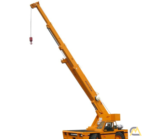 Broderson IC-200 15-Ton Carry Deck Industrial Crane
