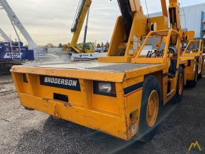 Broderson IC-200-2B 15-Ton Carry Deck Crane